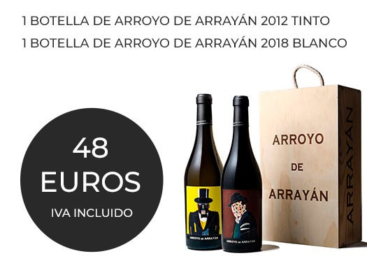 Pack vinos ARROYO DE ARRAYÁN